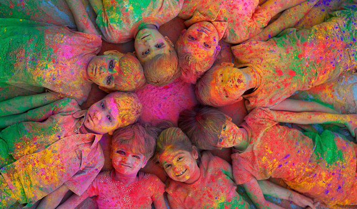 Holi: India's Festival of Colors