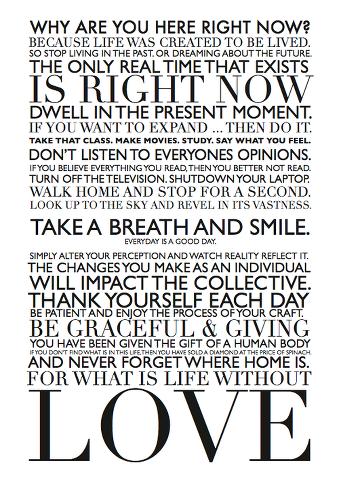 Love.Create.Inspire.